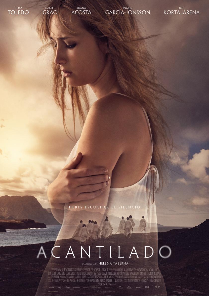 «Acantilado», de Helena Taberna, ya tiene cartel.