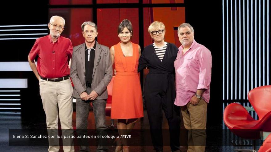 Helena Taberna participa en «Historia de Nuestro Cine» de TVE con motivo del 80 aniversario del comienzo de la Guerra Civil.