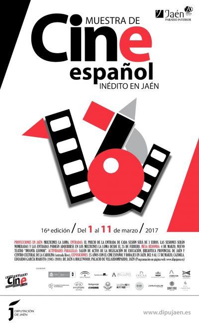 Presentación de ACANTILADO en la 16 Muestra de Cine de Jaén