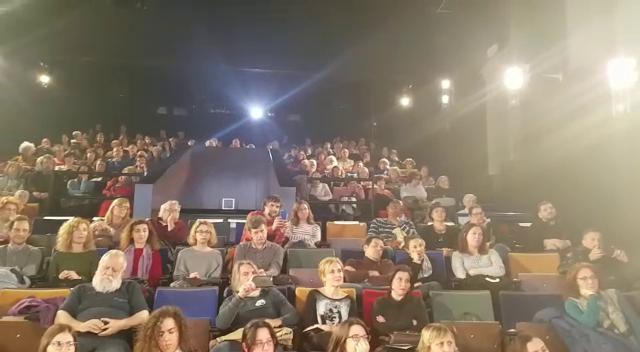 Presentación del libro «La Luz de un sueño: el cine de Helena Taberna» en la Academia