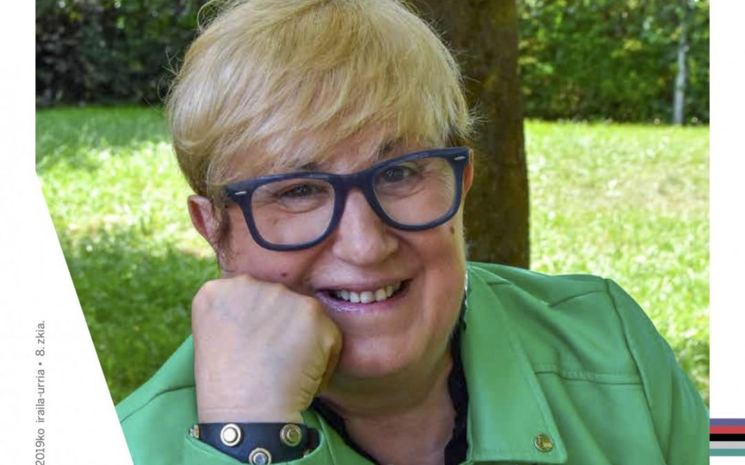 Entrevista de Helena Taberna en ALDA