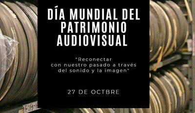 Helena Taberna participa en el Día Mundial del Patrimonio Audiovisual organizado por la Biblioteca Nacional