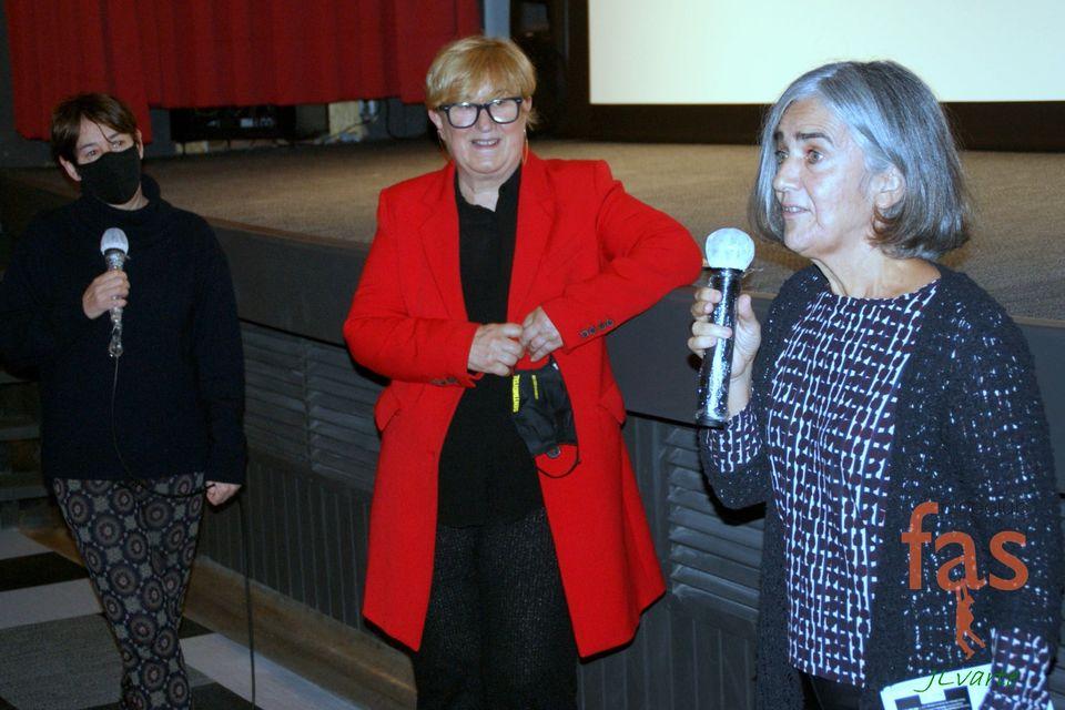 Helena Taberna en Bilbao con «Varados»